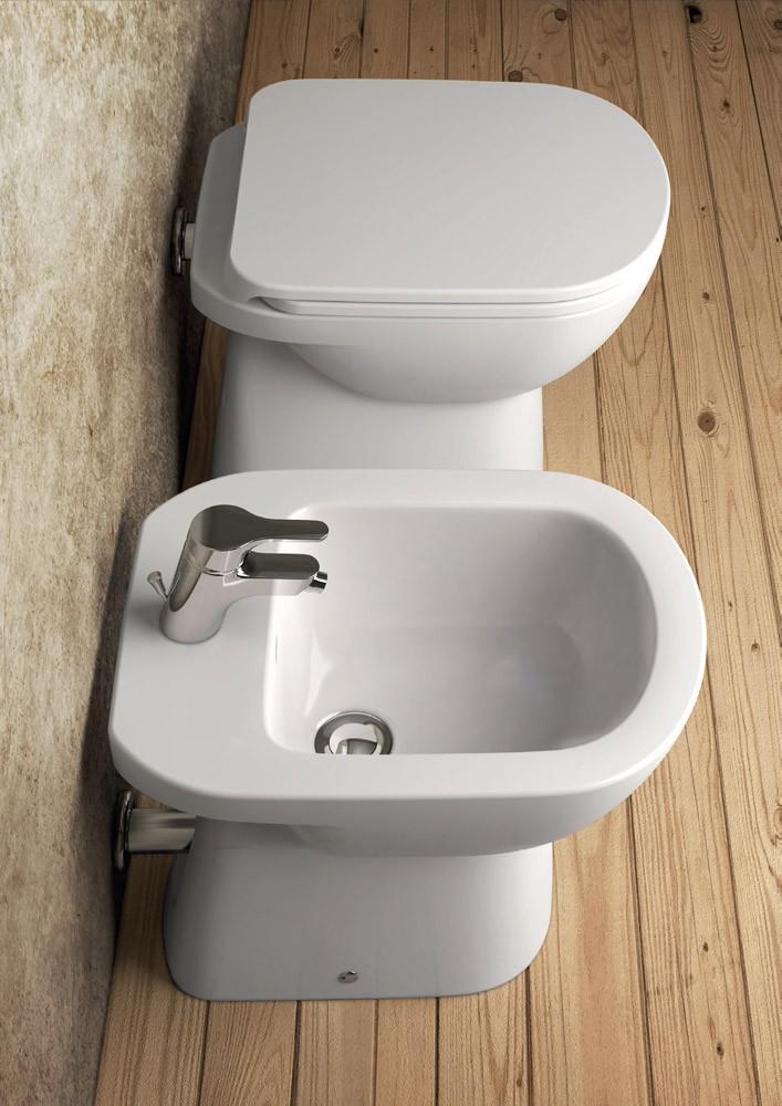 Vaso bidet copri vaso gemma 2 dolomite - Sanitari bagno dolomite ...