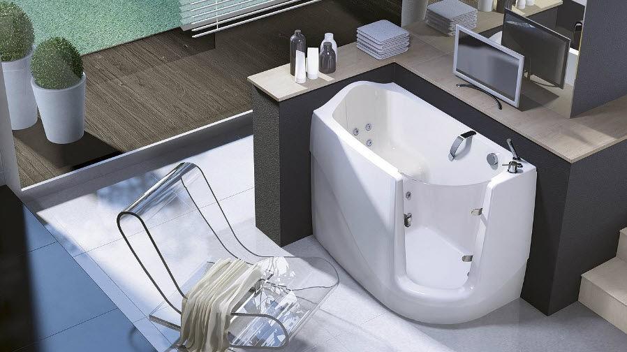 Vasche da bagno per anziani prezzi rinnovare la vasca da bagno trasformazione in doccia vasca - Rinnovare vasca da bagno ...